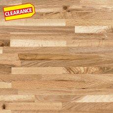 Clearance! Brazilian Oak Butcher Block Countertop 12ft.