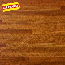 Clearance! Brazilian Cherry Butcher Block Countertop 12ft.