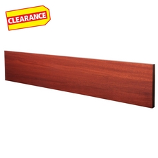 Clearance! TreadWell Malaccan Cherry Stair Riser