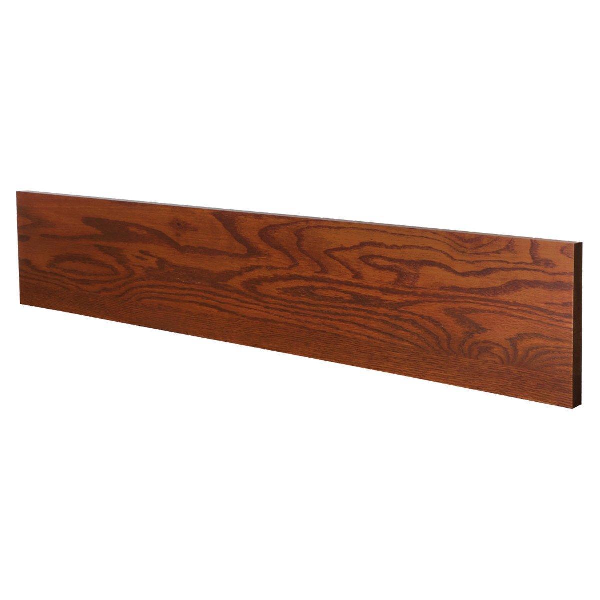 TreadWell Cognac Oak Stair Riser