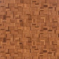 Bamboo Mosaic Butcher Block Island 6ft.
