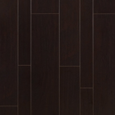 Hampstead Dark Hickory Hand Scraped Random Width Laminate