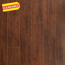 Clearance! Lapacho Hand Scraped Laminate