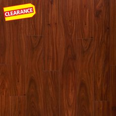 Clearance! Exotic Walnut High Gloss Laminate