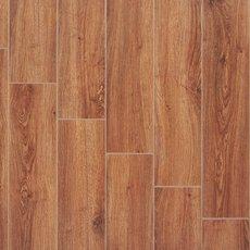 Fulham Red Wood Plank Ceramic Tile