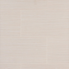 Fibra White Polished Porcelain Tile