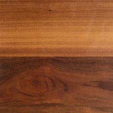 Brazilian Tigerwood Wide Board Butcher Block Countertop 8ft.