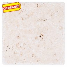 Clearance! Crema Antiqua Travertine Tile