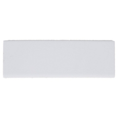 Bright White ice Ceramic Bullnose