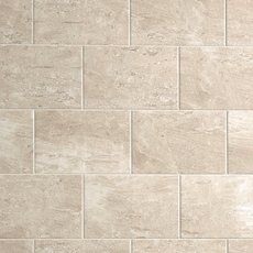 Roman White Marble Ceramic Tile