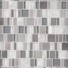 Cityscape Glass Mosaic