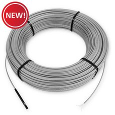 New! Schluter-Ditra-Heat Cable 120V 141.1 FT