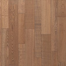 White Oak Wire Brushed Engineered Hardwood