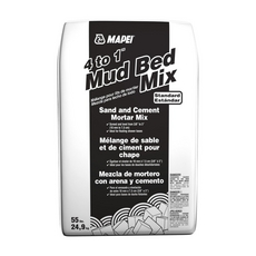 Mapei 4-to-1 Mud Bed Mix