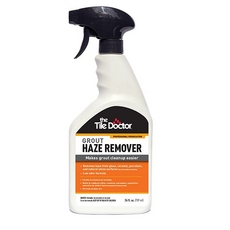 Tile Doctor Grout Haze Remover