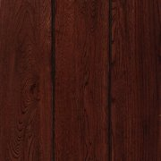 Burnt Umber Oak Hand Scraped Solid Hardwood