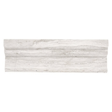 Valentino White Marble Crown Molding