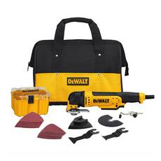 DeWalt Multi-Material Oscillating Tool Kit