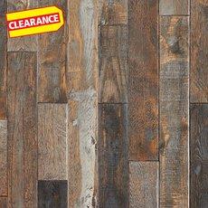 Clearance! Azur Oak Distressed Solid Hardwood