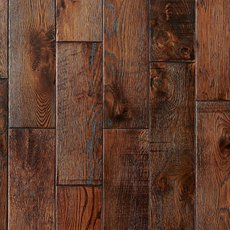 Antique Dali Oak Distressed Solid Hardwood