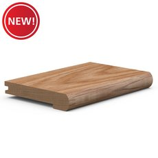 New! Solid Oak 1400B Stair Nose Molding