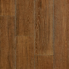 EcoForest Vienna Oak Distressed Solid Stranded Bamboo