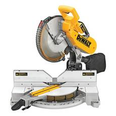 DeWalt 12in. Double Bevel Compound Miter Saw
