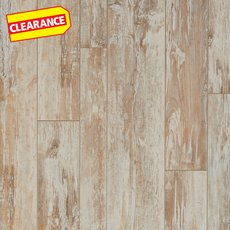 Clearance! Cottage Random Width Textured Laminate
