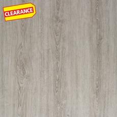 Clearance! Light Gray Oak XL Luxury Vinyl Plank