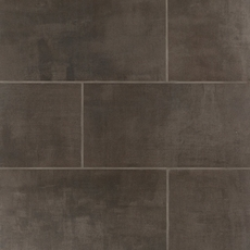 Campo Dark Brown Porcelain Tile