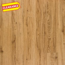 Clearance! Toasted Oak Vinyl Plank Tile