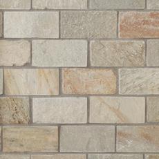 Andes Brick Slate Mosaic