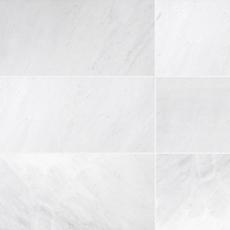 Carrara White Antique Marble Tile