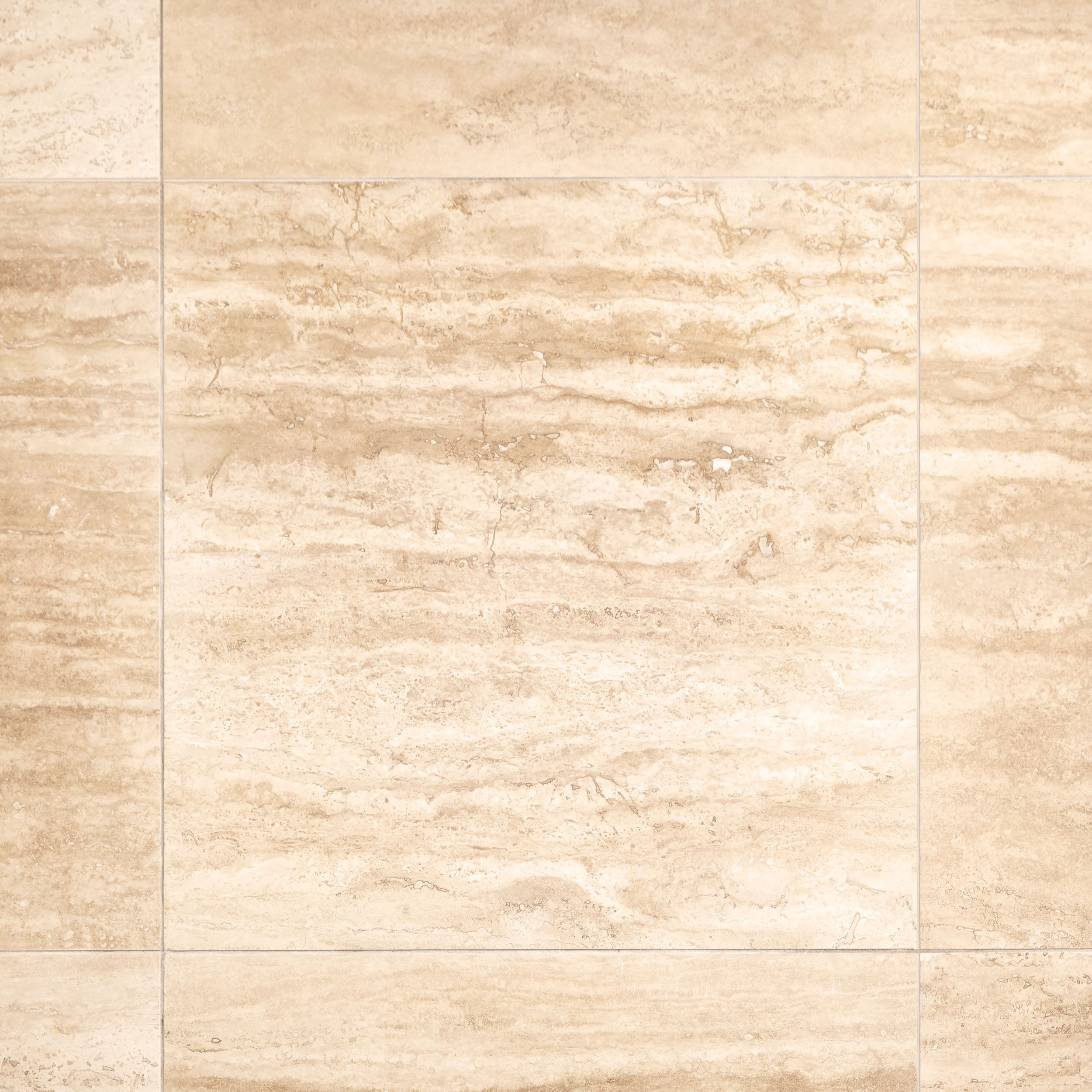 Class light vein cut honed filled travertine tile