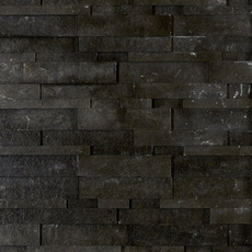 Durham Black Brick Panel