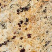 Sample - Custom Countertop New Venetian Gold Granite