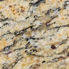 Sample - Custom Countertop Santa Cecilia Granite