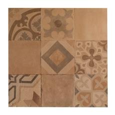 Terracotta Argilla Deco Porcelain Tile