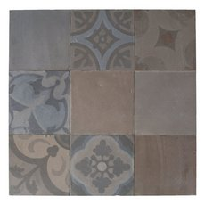 Terracotta Fredda Decorative Porcelain Tile