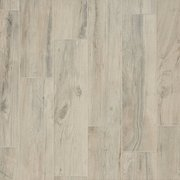 Hard Cream Wood Plank Porcelain Tile