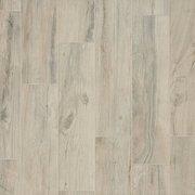 Hard Cream Wood Plank Porcelain Tile