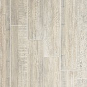 Pier White Wood Plank Porcelain Tile