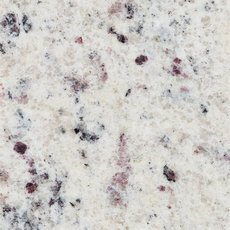 Sample - Custom Countertop White Orchid Granite
