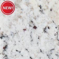 New! Sample - Custom Countertop Gramercy White Granite