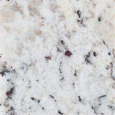 Sample - Custom Countertop Gramercy White Granite
