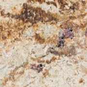 Sample - Custom Countertop Colonial Ridge Granite