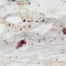 Sample - Custom Countertop Sakura White Granite