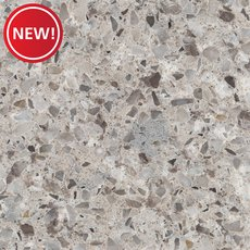 New! Sample - Custom Countertop Pebble Coast Quartz