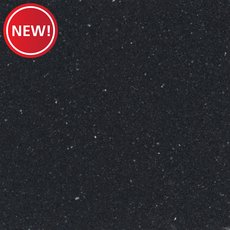 New! Sample - Custom Countertop Lunar Black Quartz