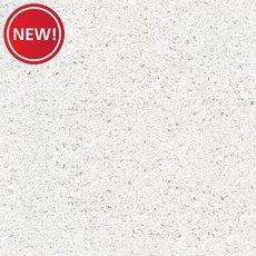 New! Sample - Custom Countertop Brilliant White Quartz